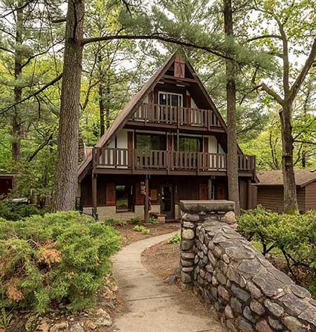 Rustic Retreats LLC Home